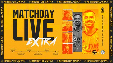 Wolves vs Man City | Matchday Live Extra | Wolverhampton ...
