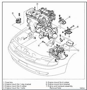 Online Mazda Kf2 0 V6 Engine Diagrams Photos