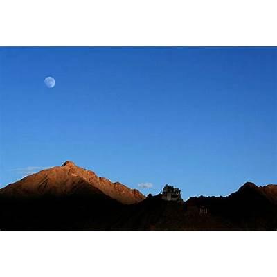 Ladakh - Monks and Monasteries India Travel
