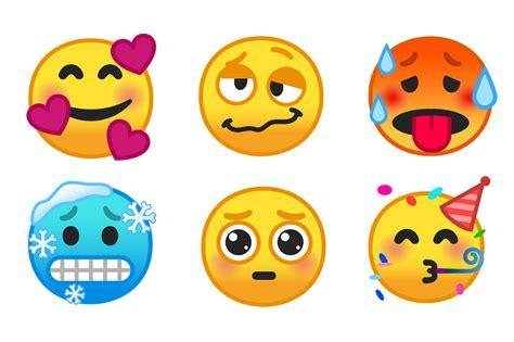 Android 9.0 Emoji Changelog