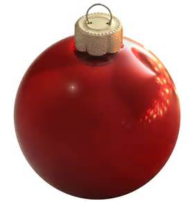 christmas decorations 7 quot christmas red ball ornament pearl finish