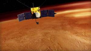 MAVEN Mission to Investigate How Sun Steals Martian ...