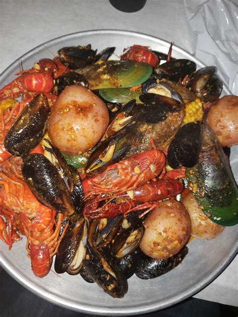 crab seafood juicy spartanburg sc restaurant usa john