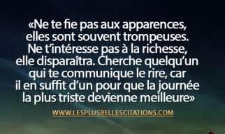 Citation Vie Amour by Citation Les Apparences Les Plus Belles Citations