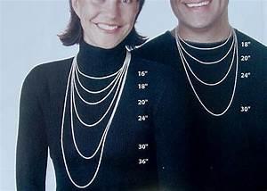Where Magic Happens      Necklace Length Chart