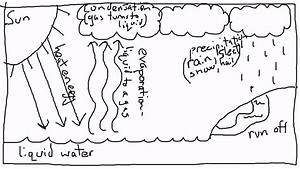 Vocab Drawing Game - Water Cycle