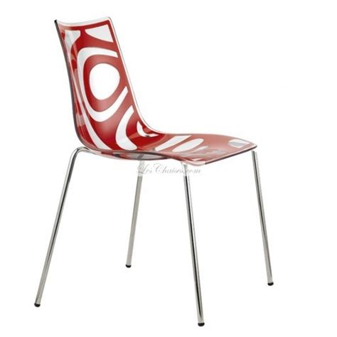 chaise de designer chaise design originale wave par scab et chaises design 4