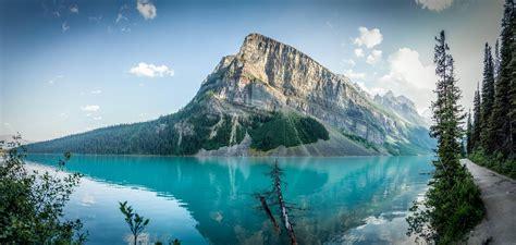 4k Nature Background by Wallpaper Lake Louise 4k Hd Wallpaper сanada Travel