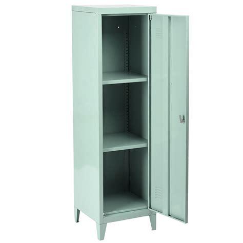 armadietto con chiave armadietto armadio spogliatoio in metallo un anta con