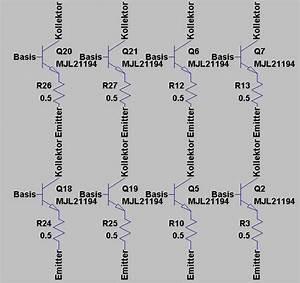 Transistor Als Schalter Berechnen : transistoren f r verst rkerstufe dimensionierung ~ Themetempest.com Abrechnung