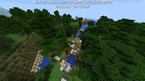 Mcpe Plane Crash Survival Map Minecraft Project