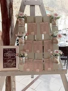 Plan De Table Palette : archives mariage ~ Dode.kayakingforconservation.com Idées de Décoration