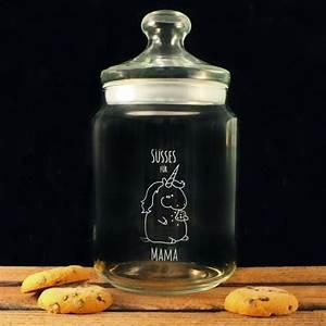 Weihnachtsgeschenk Für Mutter : keksglas s es f r mama 39 einhorn 39 online kaufen online shop ~ Frokenaadalensverden.com Haus und Dekorationen