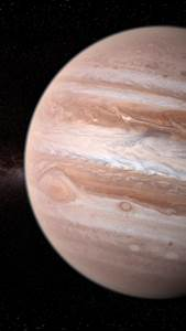 Jupiter, Planet, Computer, Artwork