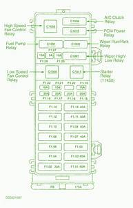 2003 Ford Taurus Fuse Box Diagram  U2013 Auto Fuse Box Diagram