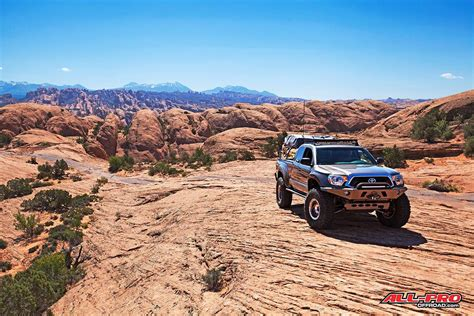 Allpro Off Road—january 2016 Featured Supplier Low