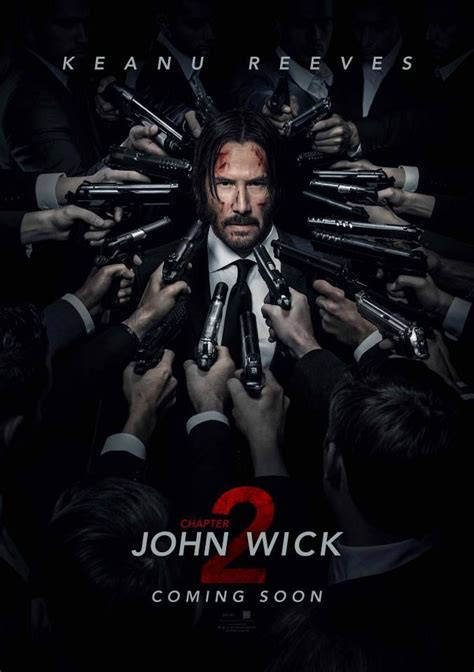 john wick chapter  cool murder extravaganza