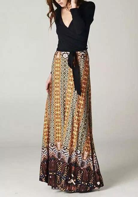 robe longue retro