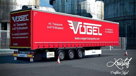 skin pack  dlc krone   kriistof  ets mods euro truck simulator  mods