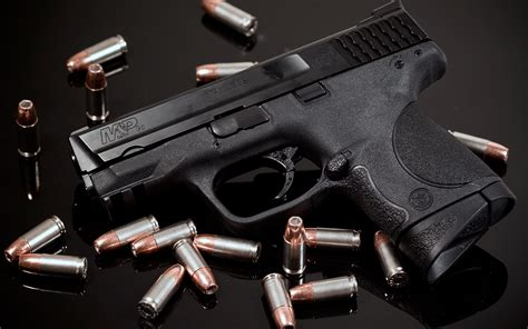 Smith And Wesson M&p Wallpaper Wallpapersafari