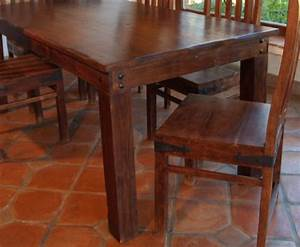 Esstisch Massivholz Günstig : massivholz esstisch im kolonialstil g nstig hier kaufen ~ Watch28wear.com Haus und Dekorationen