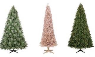 target 50 off wondershop christmas trees free shipping