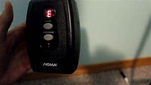 how to program noma engine block outdoor timer youtube With noma outdoor lighting timer manual