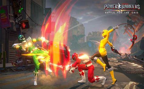 Acquistare Power Rangers Battle for the Grid Nintendo ...