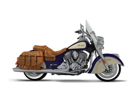2017 Indian Motorcycle® Chief® Vintage Springfield Blue