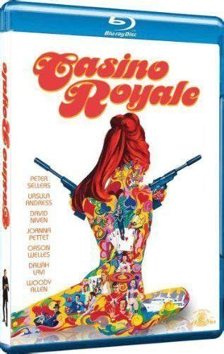 james bond  casino royale  blu ray neuf casino
