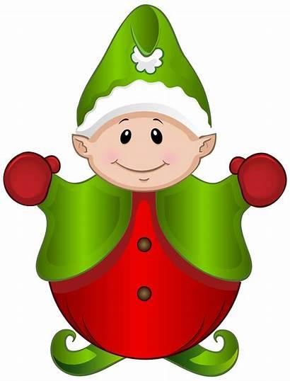 Elf Clipart Transparent Santa Clip Cliparts Claus