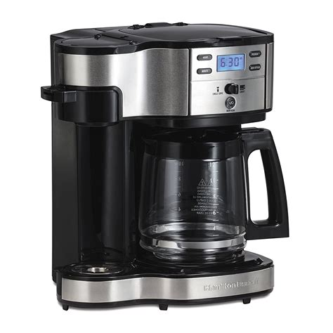 Run a brew cycle without inserting a capsule or pod. 5 Best Single Serve Coffee Makers for your Kitchen in 2019