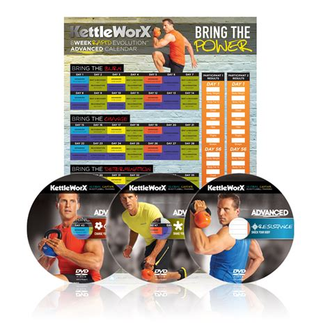 kettleworx kettlebell week evolution rapid weight power amazon training pro larger pound