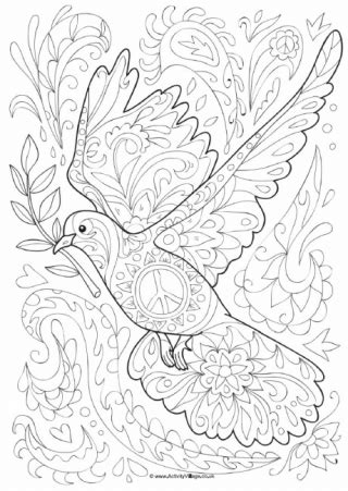 printable bird colouring pages  kids