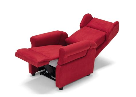 Poltrona Elettrica Lady Comfort Slim 2 Motori Per Disabili