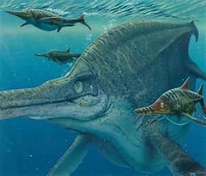 Prehistoric Underwater Dinosaurs | www.pixshark.com ...