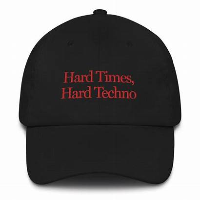 Hats Hard Techno Times Hat