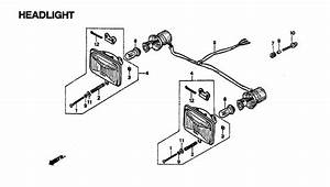 1999 Honda Fourtrax 300 Wiring Diagram : 1998 honda fourtrax diagram ~ A.2002-acura-tl-radio.info Haus und Dekorationen