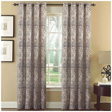 ellery homestyles grommet printed room darkening panel