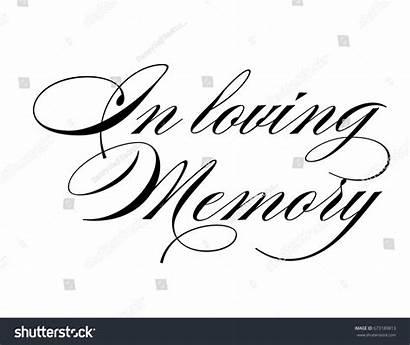 Memory Loving Script Elegant Shutterstock