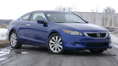 2008 Honda Accord Coupe Reviews by 2008 Honda Accord Coupe Ex L V6 Review