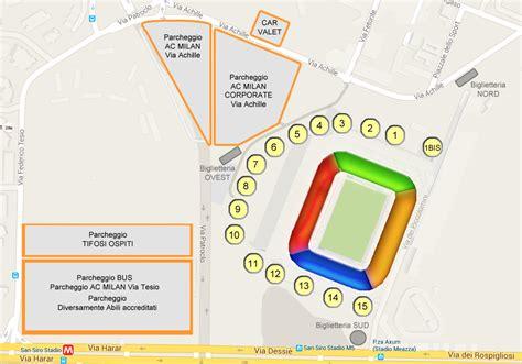 Stadio San Siro Ingresso 7 by Ingresso 7 San Siro 28 Images Ingresso 7 Stadio San