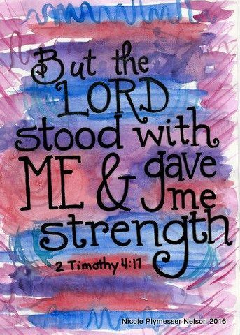 Not to us, o lord, not to us, but to your name give glory, for the sake of your steadfast love and philippians 4:13: Pin on Quotes I like
