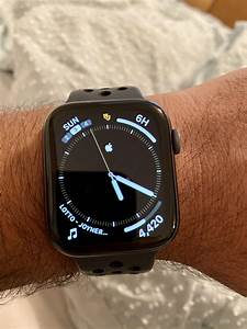 Clean, Look, Yet, Very, Informative, My, Daily, Driver, Face, Applewatchfitness