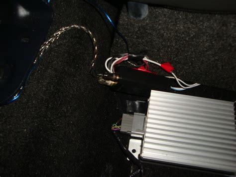 factory sony speaker amp ford  forum community
