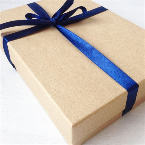 gift box gift box gift boxes with lid large gift box a5 kraft brown