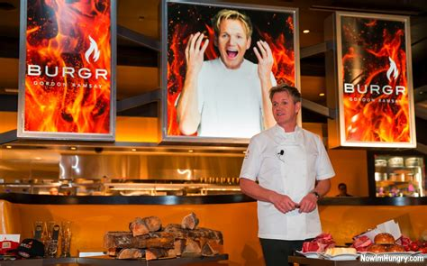 cuisine gordon ramsay gordon ramsay opens burger palace and gastropub in las
