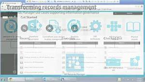hp records manager demo youtube With hp document management software