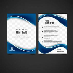 Shiny brochure design Vector | Free Download
