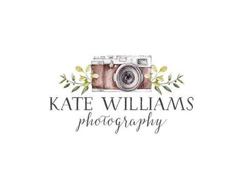 photography logo  watermark premade logo design